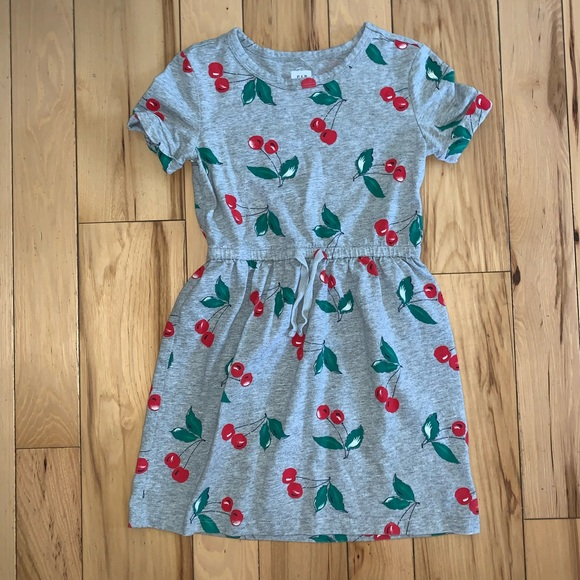 GAP cherry dress